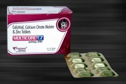 Calcium Citrate Malate Calcitriol And Zinc Tablets