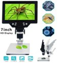 G1200 Digital Microscope LCD 7 Inch