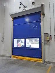 High Speed Roll Up Industrial Doors