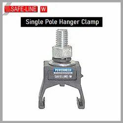 Safeline W Single Pole DSL Busbar Hanger Clamp