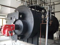 Oil & Gas Fired 3 TPH Steam Boiler, IBR Approved