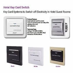 Energy Saving Switch For Hotel Rooms