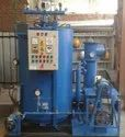 Oil & Gas Fired 1200 Kg/hr Coil Type Steam Boiler, Non-IBR