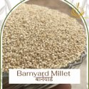 White Organic Barnyard Millet, High In Protein