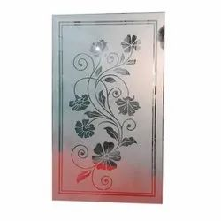 5mm Designer Glass, For Home and Office