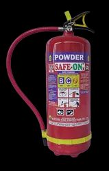 6 Kg Dcp Powder Fire Extinguisher stored Pressure Type