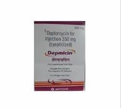 Dapmicin 350 Mg Injection