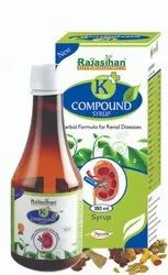 K Compound Herbal Syrups