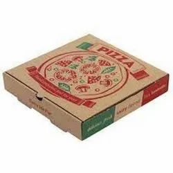 Corrugated Pizza Packaging Box
