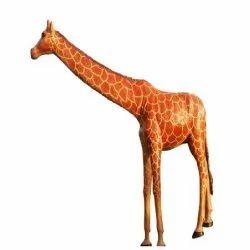 Big Giraffe Animal Statue