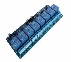 8 Channel 5v 10a Relay Module With Optocoupler