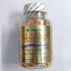 Omega 3 Softgel Capsule