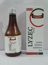 Lycopene Syrup + Multivitamins & Multimineral Syrup