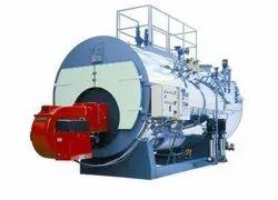Coal Fired 2000 Kg/hr Industrial Boiler, IBR Approved