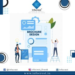 Company Brochure Designing Service, Global
