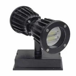 Black LED Facade Light