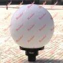150mm LED Garden Globe Lights