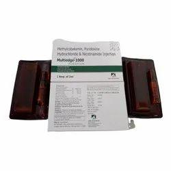 Methylcobalamine Pyridoxine Hcl Injection 1000