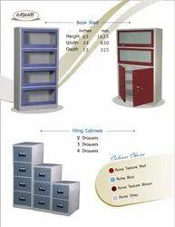 Metal Commercial Almirah, Office Almirah, Stor..., No. Of Doors: 2 Door, Size: Mentioned in Catalogs Photos