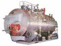 Oil Fired 10 TPH Package Steam Boiler, IBR Approved