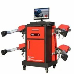 Car Tyre Alignment, Vehicle Model/Year: RGE-05