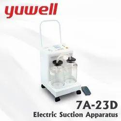 Yuwell Double Jar Suction Machine
