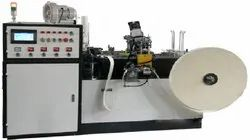 3 Phase Automatic Ultrasonic Paper Cup Machine, 2200 - 2500kg