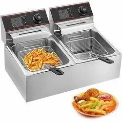 Deep Fat Fryer Manual 6/6 Ltr (Electric)