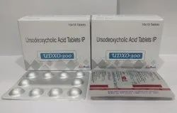 Ursodeoxycholic 300mg Tablet