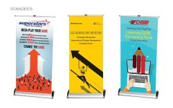 Standees Printing Service
