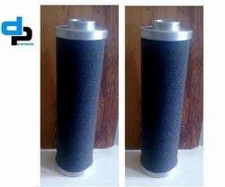 Aluminium Cap Moisture Separator Filters