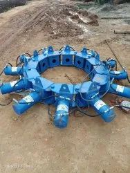 Pile Breaking Hydraulic Machine Available  in Rental