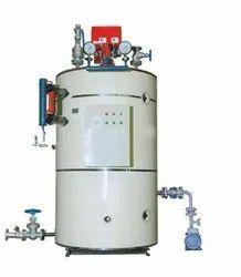 Coal Fired 5 TPH Steam Boiler