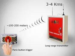 FORBEX White Wireless long range transmitter FBX701BM, 380 - 480 Mhz