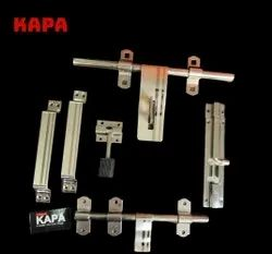 Clamp Stainless Steel 2mm Doorkit, Size: 10, Rod Thickness: 16MM