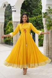 Designer Fancy Long Gown Partywear