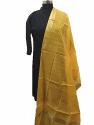 Cotton Silk Dupatta