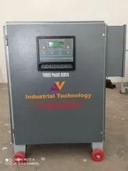 Automatic Air Cooled Stabilizer, 415 Volt Ac, 360 Volt Ac To 480 Volt Ac