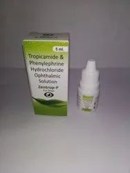 Tropicamide And Phenylephrine Eye Drops