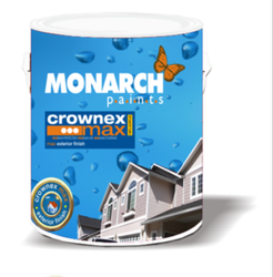 Monarch Crownex Max Anti Algal Weather Proof Emulsion 3.6 Ltr