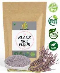 A D Food & Herbs Organic Black Rice Flour / Karuppu Kavuni Rice / Forbidden Manipuri Rice
