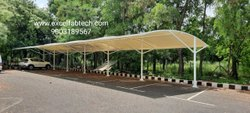 Resort Roof Terrace Tensile Structure