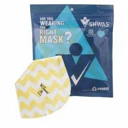 Venus V-Shwas Regular FFP2 N95 Ear Loop Mask