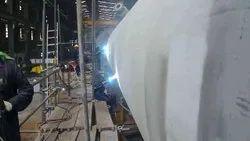 Aluminium Thermal Spray Coating Services