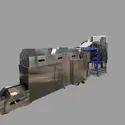 Industrial Semi Automatic Roti Making Machine