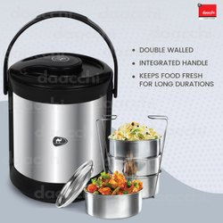 Stainless Steel Tiffin Containers