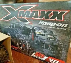 Plastic Traxxas X-Maxx 8S 4WD Brushless RTR Monster Truck With Remote