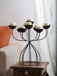 Designer Iron Candle Stand