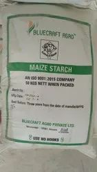 Indian Power MAIZE STARCH BLUECRAFT AGRO, Packaging Size: 50 Kgs, Organic