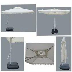 Patio Umbrella-Side Pole-Pull Push-2.5M Beige
